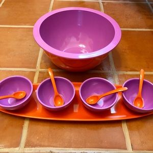 10 Piece Chip and Dip Set